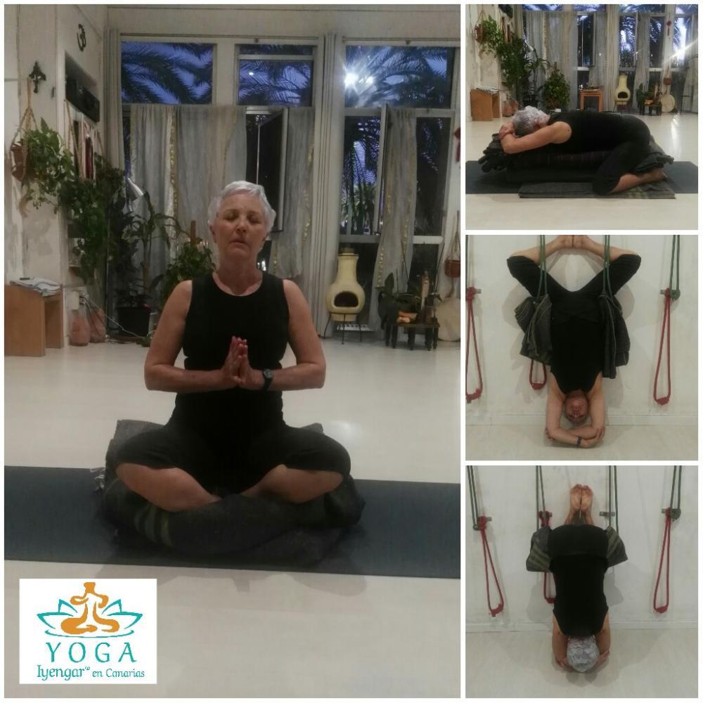 envejecer practicando yoga