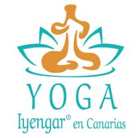 Logotipo de Yoga Iyengar en Canarias