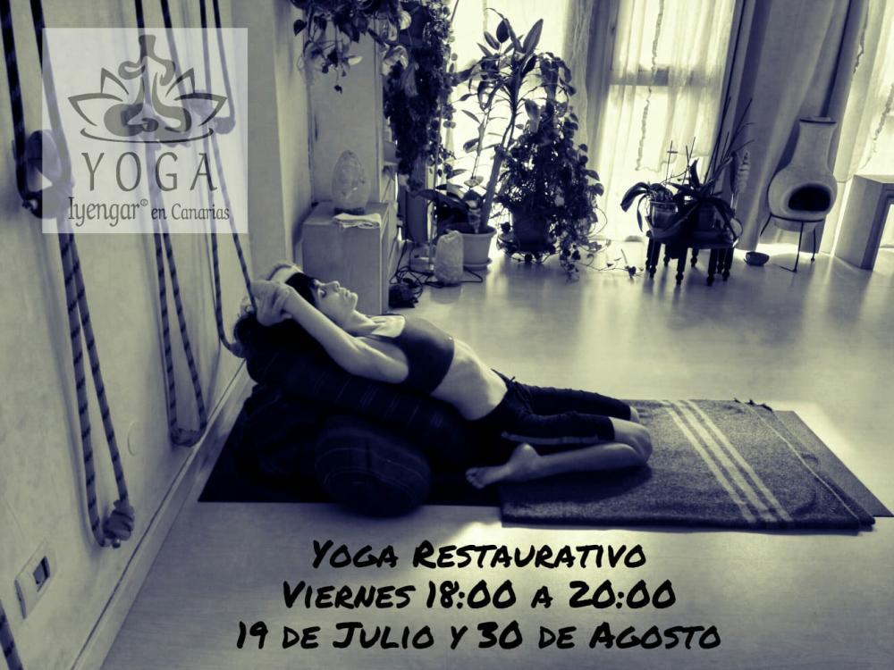 Yoga Restaurativo 2019