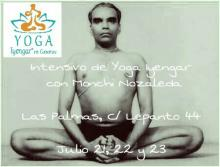 Intensivo de Yoga Iyengar