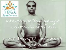 Intensivo  Yoga Iyengar